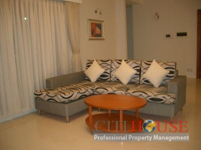Hoang Minh Giam Apartment for rent, 98 sqm, fully furnished, $850