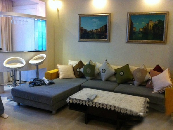 Imperia AN PHU Apartment for rent in District 2, nice view, 2 beds, $1050