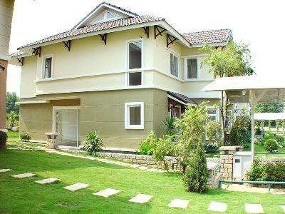 An Phu Villa in District 2 for lease, 400 sqm, fully furnished, $3300