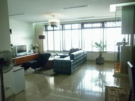 Xi riverview apartment for rent in Dist 2, 3 beds, river view, 145 sqm, $1600