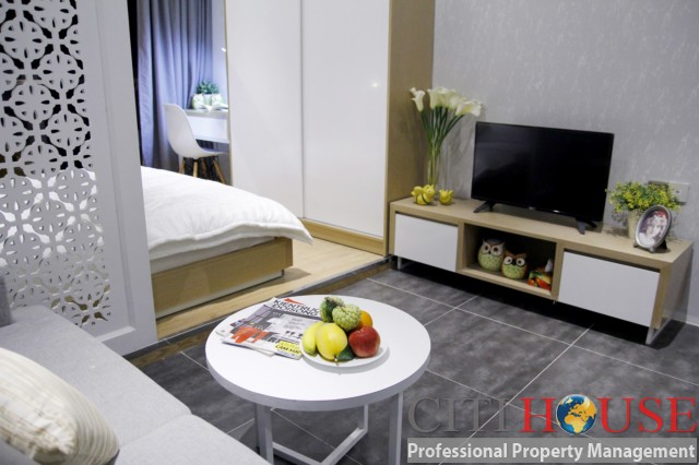 Fullhouse Serviced apartment for rent in District 01