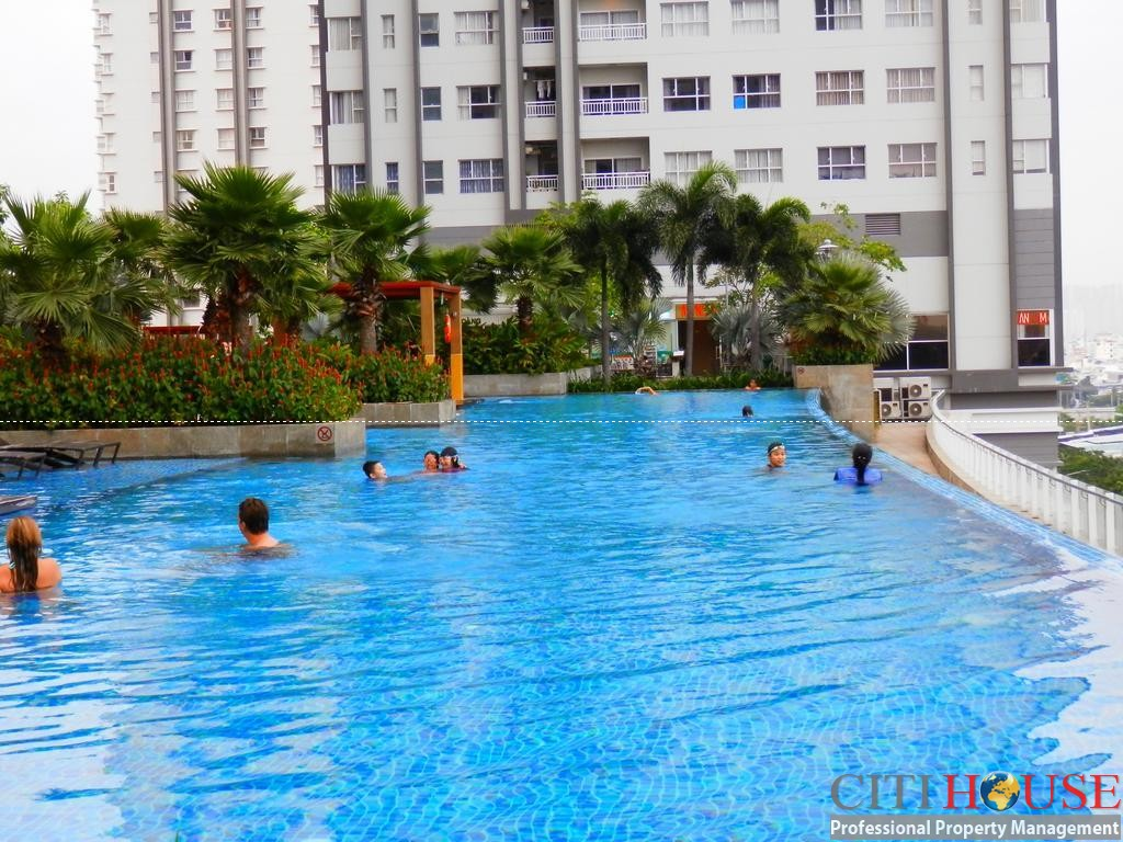 Sunrise Cityview furnished studio apartment for rent at ...