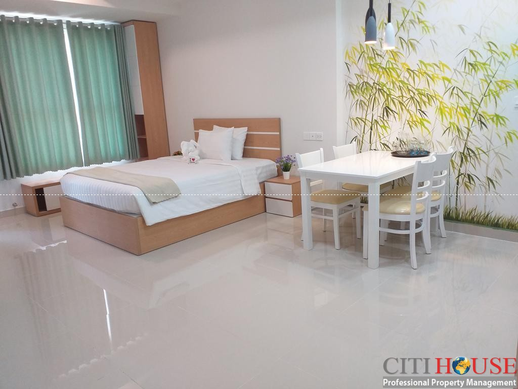 Sunrise Cityview furnished studio apartment for rent at good price