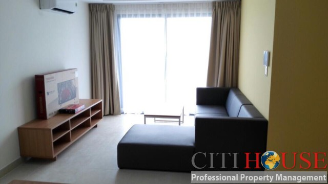 Nice Interior Design Two Bedrooms Apartment For Rent In River Gate Residence