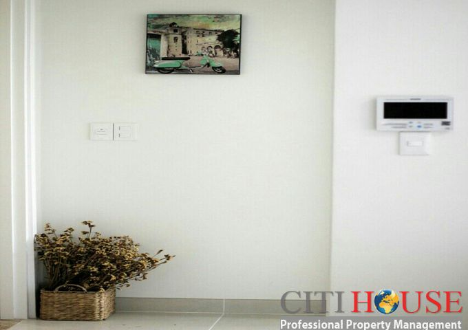 Unfurnished one bedroom apartment for rent in Masteri An Phu