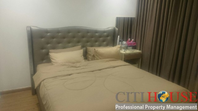 Reasonable Full Furnished 2 Bedrooms Apartment For Rent In Vinhomes Central Park