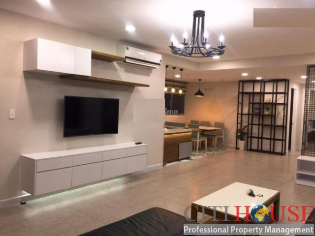 Brand new two bedrooms apartment for rent in in Scenic Valley Phu My Hung