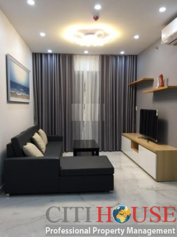Fresh green view two bedrooms apartment for rent in Scenic Valley in heart of Phu My Hung