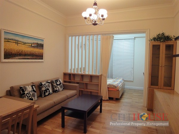 Apartment for rent in Distict 4, Orient Tower, Nice Design, $650