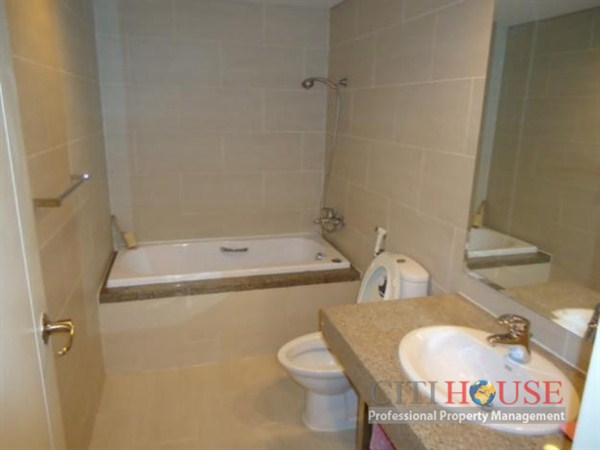 Apartment for Rent in Binh Thanh District, HUD building, 3 ...