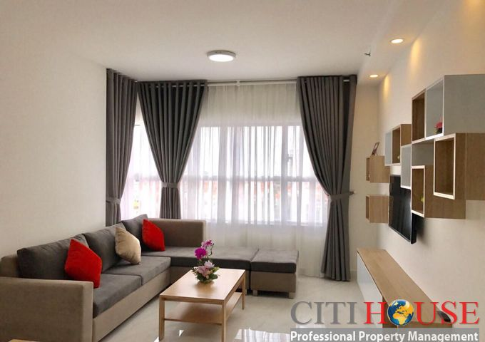 Sunrise City apartment for rent in District 7, fully furnished, Nice Design, $850