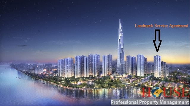Landmark Serivce Aparment Committed 20%/2years ready to book now