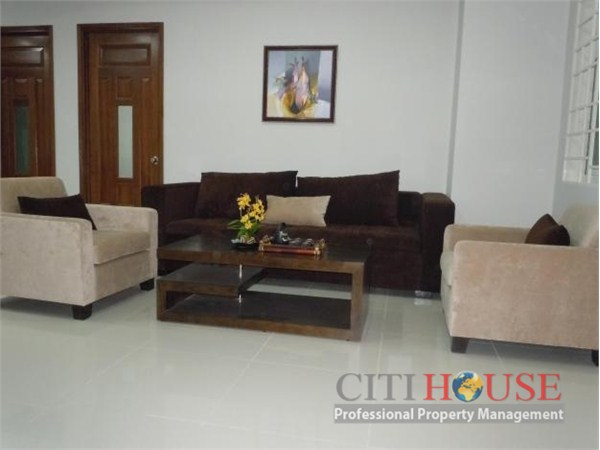 H2 building for Rent in District 4, 2 beds, Full furnitutre, $450