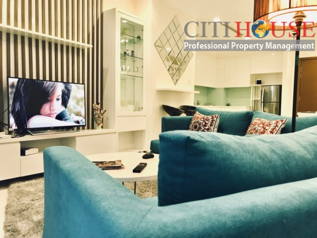 RiverGate Residence apartment for rent, very beautiful design styles