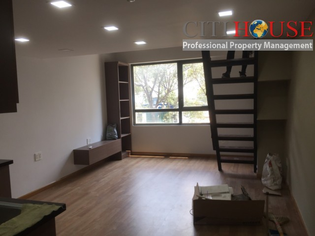 Apartment For Rent In Foyer Infinity : Studio officetel apartment for rent in the everrich