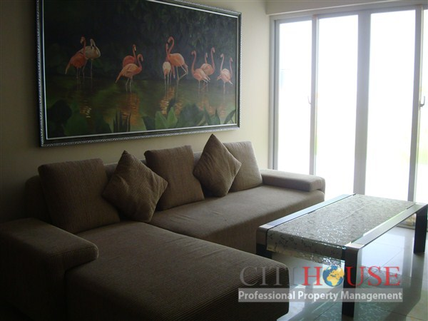 Apartment for rent in An Khang, An Phu Ward, near Metro, $650
