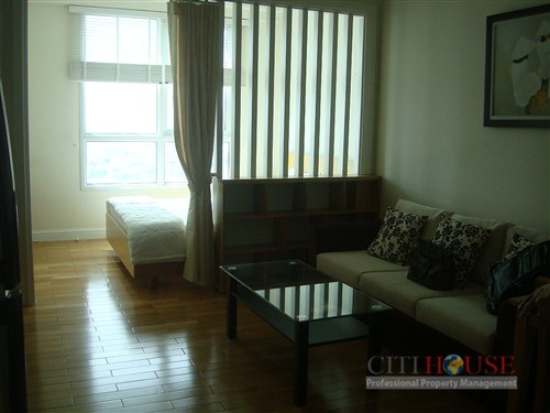 Studio apartment in The Manor Officetel for rent,15th floor, $700