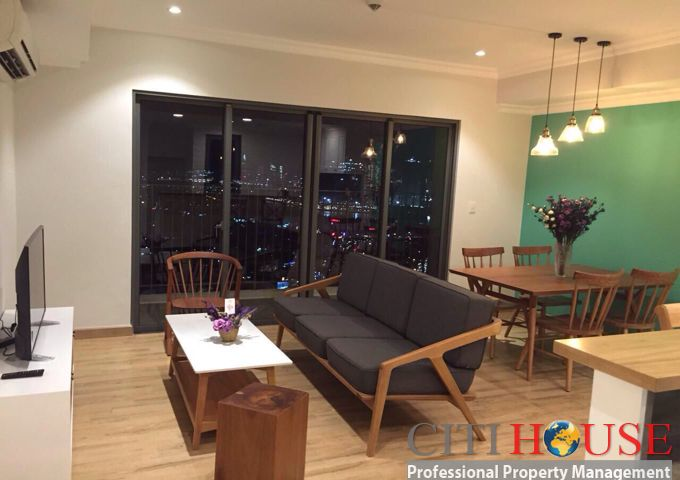 The Tresor Residence one bedroom apartment for rent nearby District 01