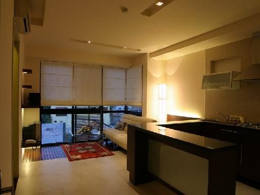 City Garden Condonium for Rent in Binh Thanh Dist, Nice decoration,Nice city view, $1300