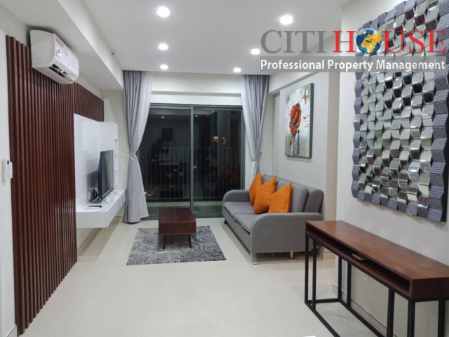 Masteri apartment for rent in Thao Dien, fully furnished at T4 tower