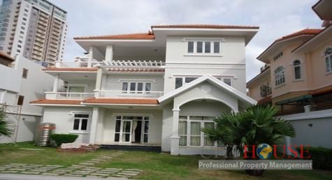 Great Villa in Thao Dien area for Rent, 1200 sqm, $6500