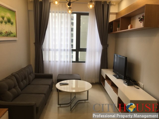 Beautiful one bedroom apartment for rent in Masteri Thao Dien in District 2
