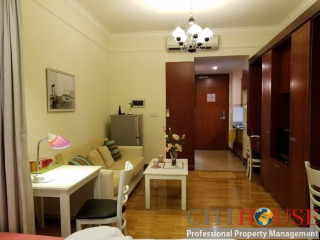 The Manor Stuido Officetel for rent in Binh Thanh Disitrict