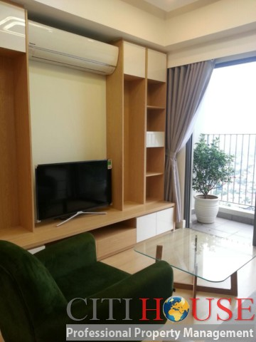 Sunrise Riverside Two bedroom fully furnished apartment on low floor with elegant design