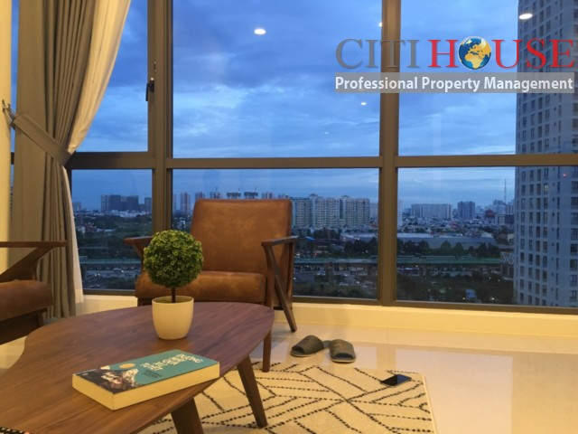 2 bedrooms for rent with river view at The Nassim Thao Dien, District 2