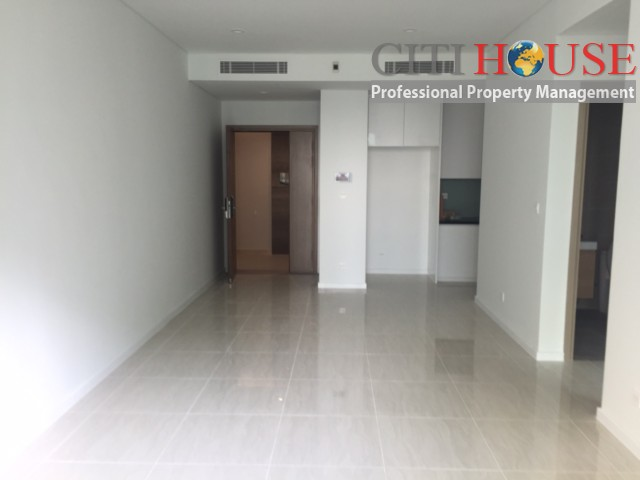 Unfurnished two bedrooms for rent at Sadora in Thu Thiem, D2
