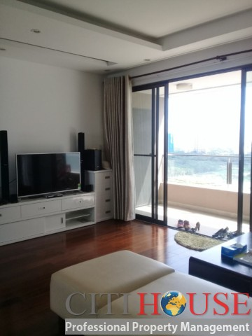 Spacious three bedrooms apartment for rent in Panorama Phu My Hung