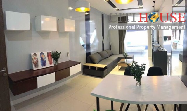 Lexington Residence for rent; nice design interior one bedroom in City Horse in District 02