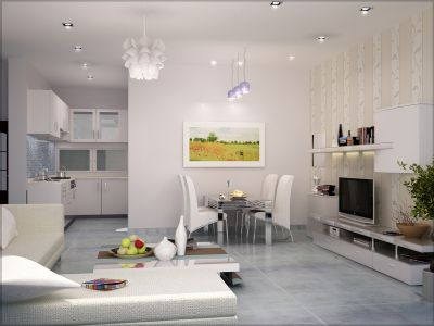 Sunrise city apartment for rent in Dist 7, 3 bedroom, fully furnished, $1200