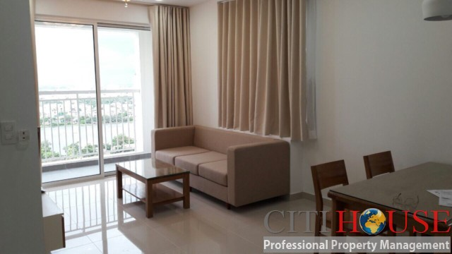 Nice fully furnished 2 bedrooms apartment for rent in Tropic Garden