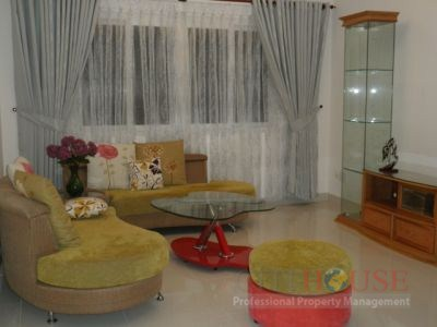 Samland Apartment for Rent in Binh Thanh District, 2 bedrooms, $800