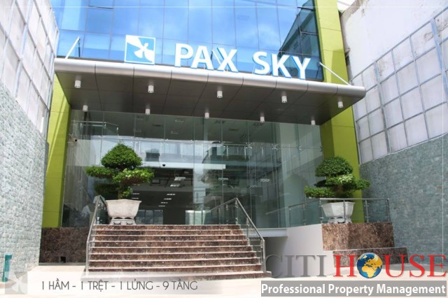 Pax Sky Office for rent in District 01