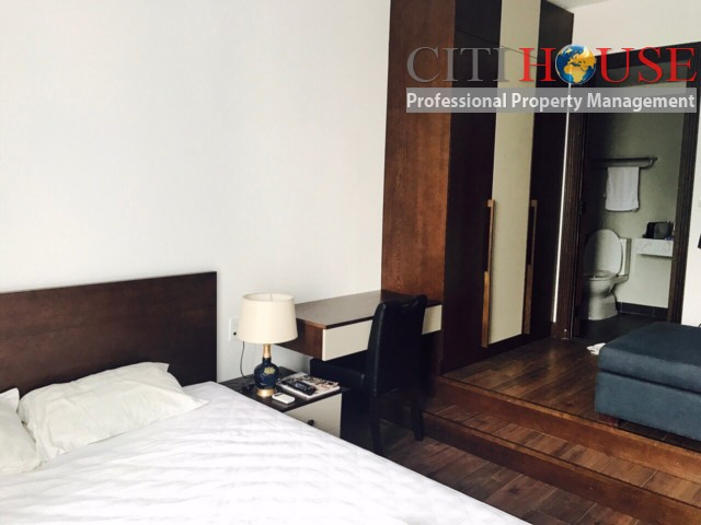Three bedrooms Duplex apartment for rent in Orchard Garden, Pho Quang Street, Phu Nhuan