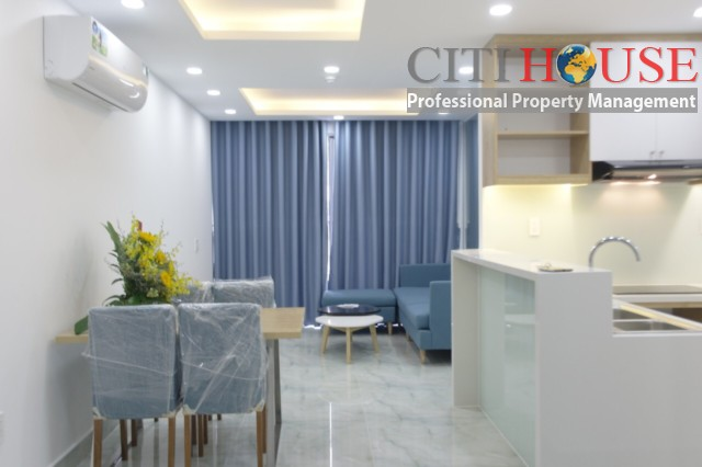 Very nice two bedrooms apartment for rent in Scenic Valley, Phu My Hung