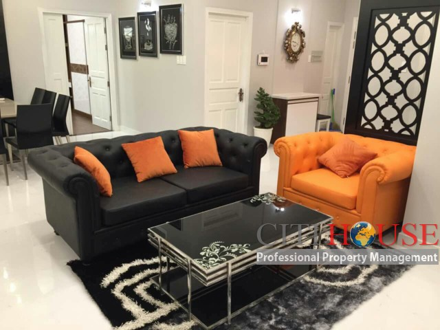 Luxury Penthouse 4BR apartment for rent in Vinhomes | CITIHOUSE
