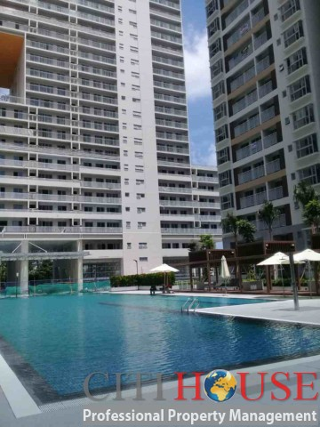 Many apartments for rent in Scenic Valley in Phu My Hung