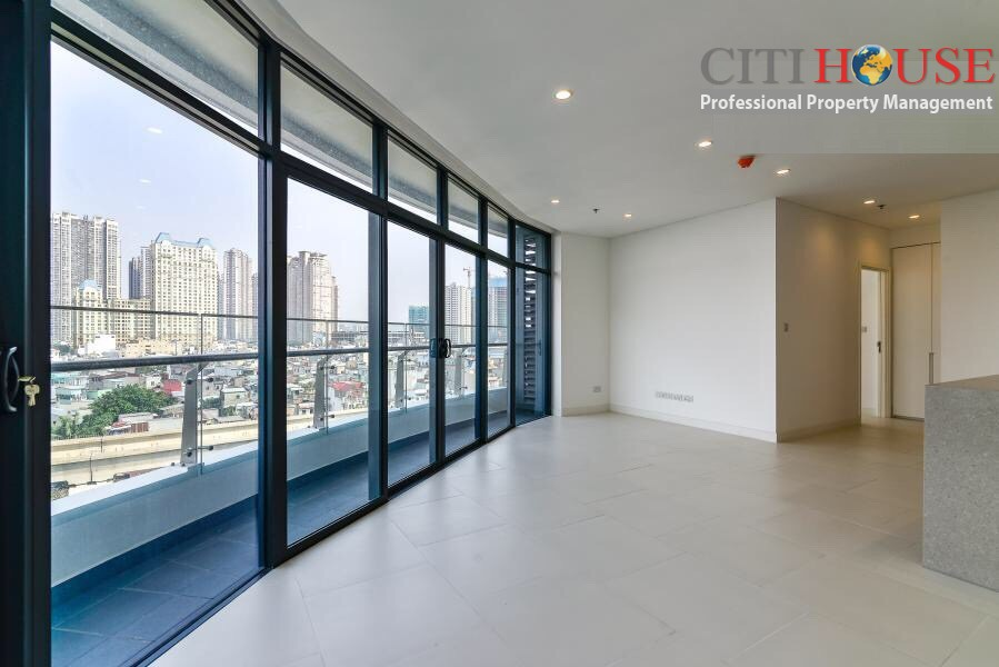 Two bedrooms for rent at City Garden on Crescent Tower