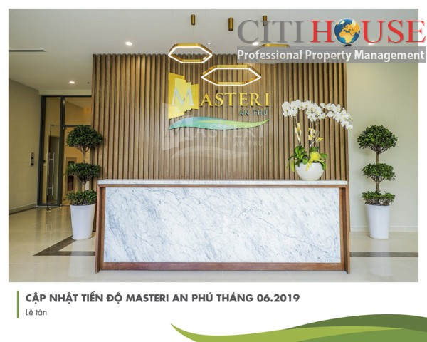 Officetel Masteri An Phu for rent in Thao Dien Area District 02