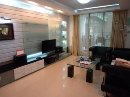 City Garden apartment for rent in Binh Thanh Dist, city view, nice interior, $1300