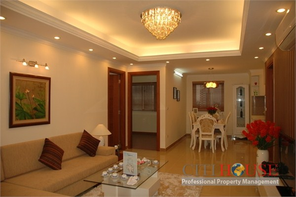 Nguyen Van Dau Apartment for Rent in Phu Nhuan District, Fully furnished, $600