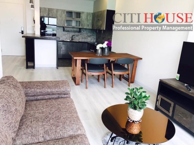 Amazing two bedroom apartment for rent in Orchard Garden Phu Nhuan District
