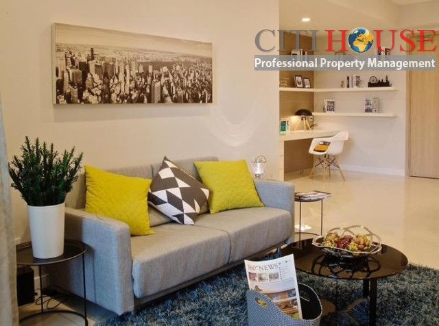 Luxury two bedrooms apartment for rent in Estella Heights An Phu District 02