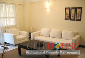 BMC Apartment for rent in District 1, East-West High way, 2 beds, $650