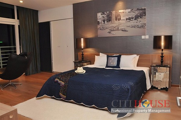 Garden Court Apartment for rent in Phu My Hung, Euroupean Style, $1350