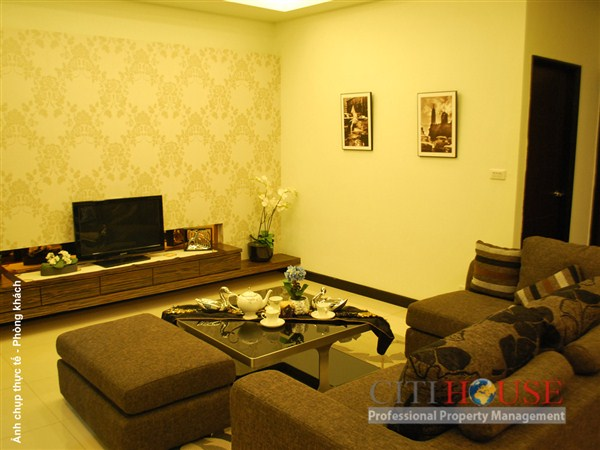 International Plaza Apartment for Rent, District 1, Elegant style, $1500