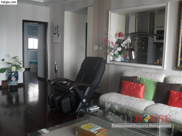 Morning Star apartment for rent in Binh Thanh District, 3 beds, $650